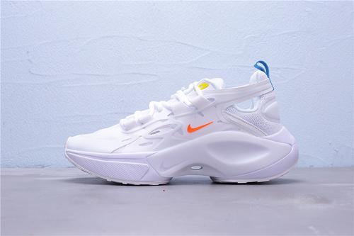 AT5303-100 香奈联儿名CHANEL x Nike Signal DIMSIX 信号六代列系休闲运动老风爹慢跑鞋36-44