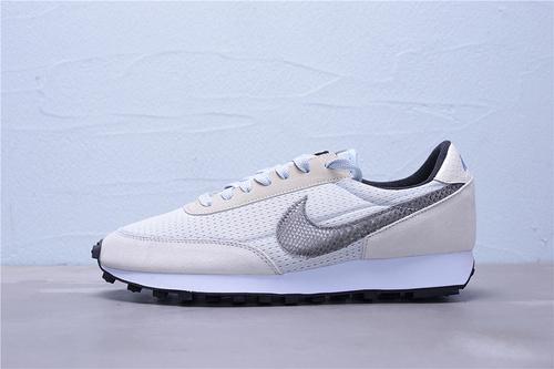 "CV3029-001 公司级 Nike Daybreak 华夫复古休闲慢跑鞋""灰蓝黑""男女鞋36-45"