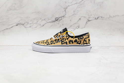 Vans 豹纹 Vans Doheny 男女鞋豹纹 官方新款 经典配色 百搭不过时 硫化1:1(重量1:1、真标、原钢印、材质标、鞋型标、合格证)     S26