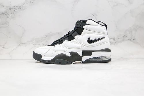 皮蓬2代 二代 篮球鞋 货号:922934 102 白黑色 Nike Air Max270 Uptempo'94 皮蓬经典高街百搭篮球鞋系列 ,斯科特.皮蓬的战靴    K17