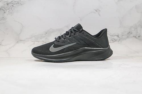 耐克 极致3代 黑色 Nike Quest 3 极速3代 货号:CD0232 001 简约高科技设计采用多层材料,为双足带来凉爽感受      Q6