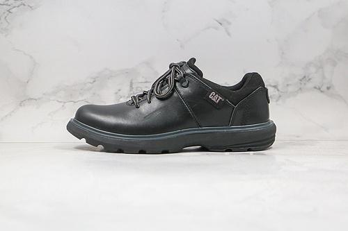 CAT 卡特 英伦风 低帮 工装靴子 棕色&黑色 高端户外休闲工装鞋系列货号: P722928马丁英伦风十足 原出口外贸订单 老外的最爱     Z15