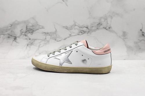 小脏鞋系列GGDB GoIden Goose/GGDB  官方全配色 购入原版一比一开模 细节无限修改设计有一种不修边幅的酷感 特意做旧彰显自由随性    K15  T21
