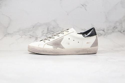 支持二次放店 纯原 芯片版本 小脏鞋 GGDB  顶级代购指定版本‼️芯片版‼️ GGDB Golden Goose Super Star 系列小脏运动鞋      J12-7