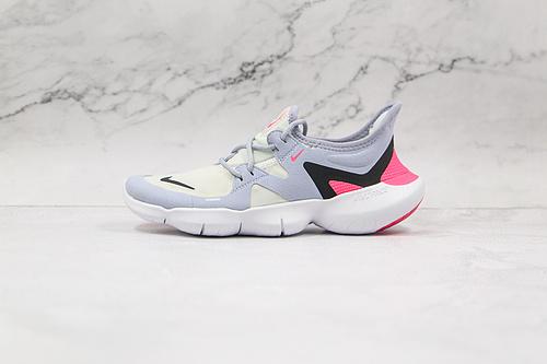 B10 | INike Free RN 5.0 2020 赤足 超轻透气缓震跑步鞋 货号:AQ1316 市售公司级品质    O11