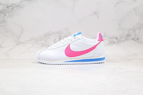 B10 | 真标 耐克 阿甘 南海岸 蓝粉色  货号:904764-107  作为Nike 复古跑鞋中的经典成员,颇有年代感的阿甘       Q17    K6    K7-25