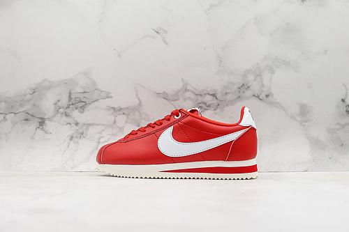 A90 | 阿甘复古阿甘跑鞋 怪奇物语联名 红白耐克Nike GC NIKE CLASSIC CORTEZ QS ST 货号:CK1907-600             C23-1  Q17