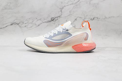 公司级 阿尔法 白灰橙色 迷彩 12代 跑步鞋 阿迪达斯 货号:CG3419 Adidas AlphaBounce Beyond M 阿尔法运动休闲跑步鞋  J11