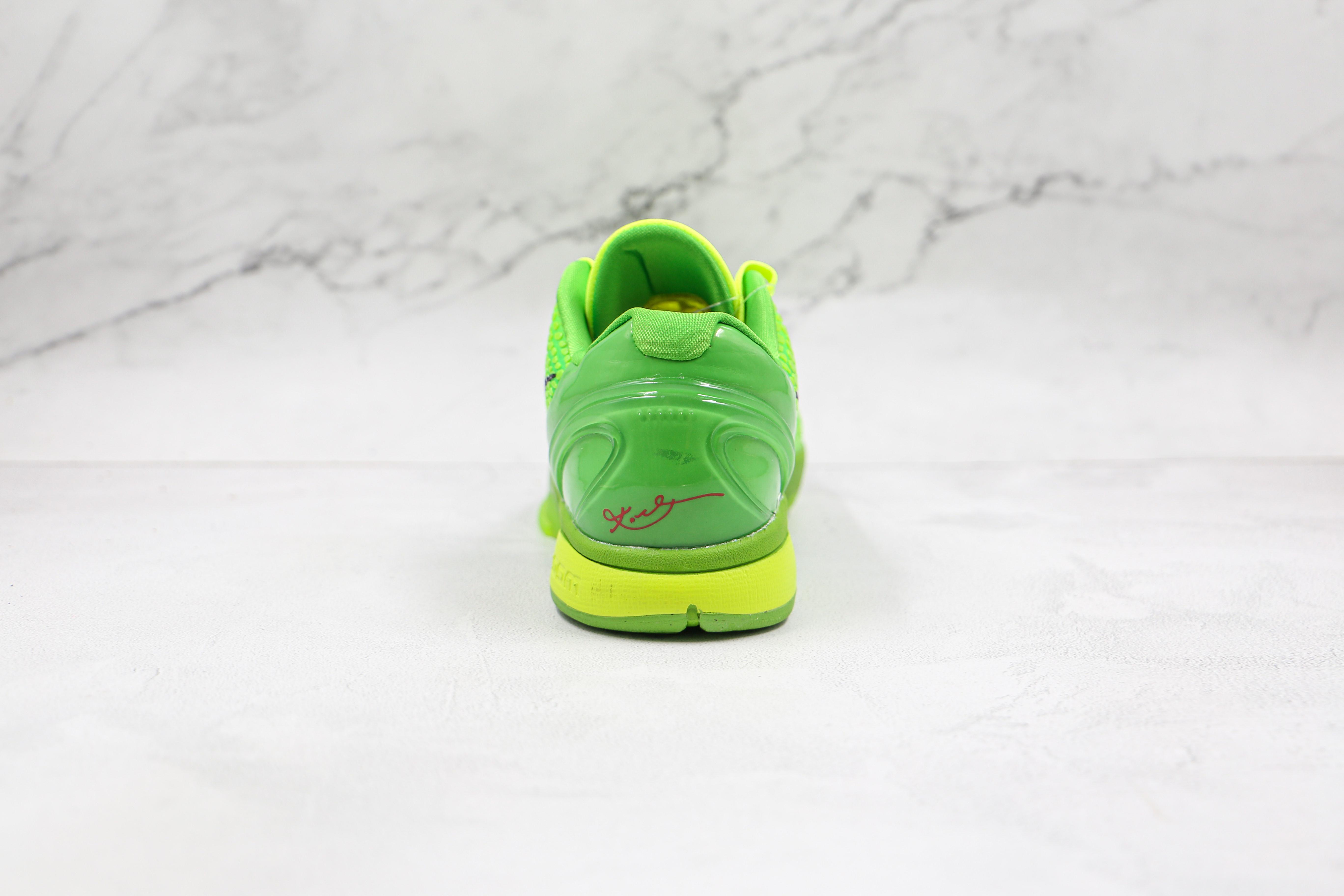 灭世纯原 科比6代 青峰侠 Nike Kobe 6 Protro 前后气垫加持 信仰绝不减配  货号:CW2190 300 最强ZK6独家呈现       M23-11
