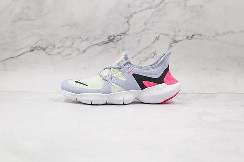 B10 赤足5.0 INike Free RN 5.0 赤足 女子超轻透气缓震跑步鞋  市售公司级品质   L4-15