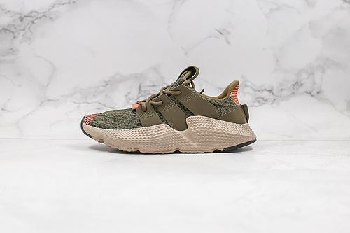 阿迪 刺猬 恐惧鲨鱼 王嘉尔同款Adidas Originals Prophere 全新改版鞋面材质,不仅仅变化在鞋面的材质纹理上    K6   K25-5