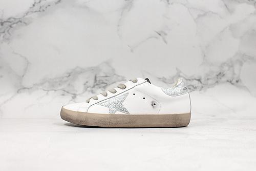 小脏鞋系列GGDB GoIden Goose/GGDB  官方全配色 购入原版一比一开模 细节无限修改设计有一种不修边幅的酷感 特意做旧彰显自由随性    Y5   K15
