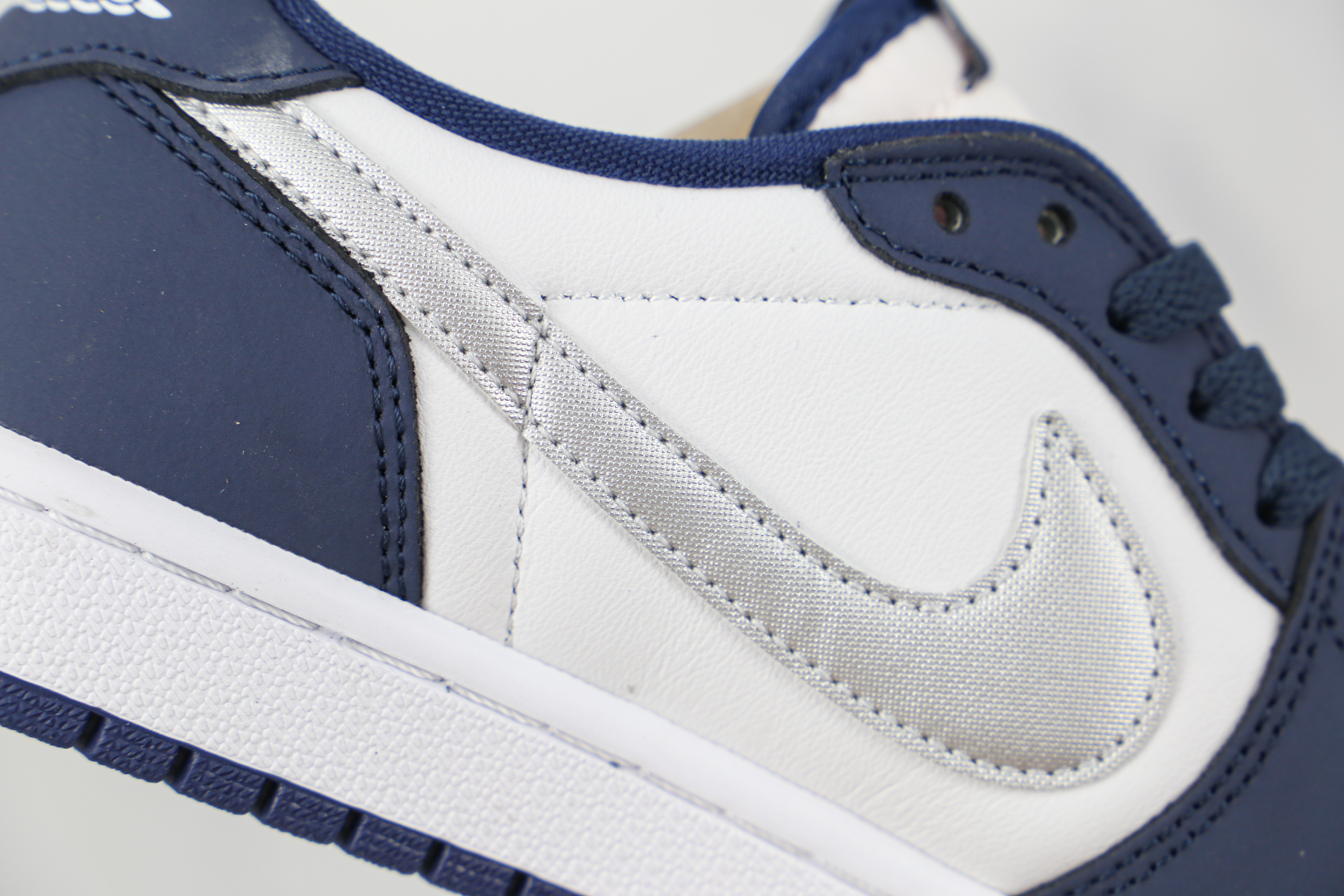 支持二次放店 AJ1 低帮 海军蓝 联名 白蓝色 货号:CJ7891 400 Nike SB x Air Jordan 1 Low  工厂直销 尖端性价比 市售性价比之王   J21