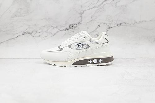 纯原代购版 LV板鞋 老爹鞋 驴牌 白色 LV 运动鞋 路易威登 路易威登      Y1
