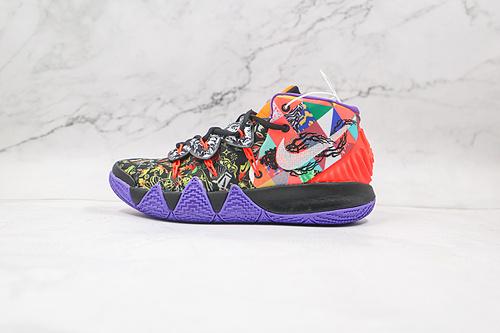 """欧文 欧文合体签名鞋 CNY配色 货号:DD1469-600 Nike Kybrid S2 Ep """"Chinese New Year""""  整双鞋设计融合了6代主体   Z18-6"""