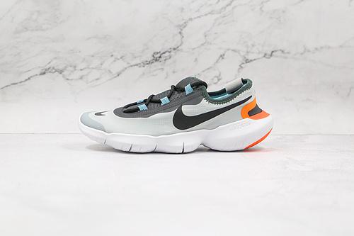 B10 | INike Free RN 5.0 2020 赤足 货号:CI9921-400 超轻透气缓震跑步鞋 市售公司级品质   O11