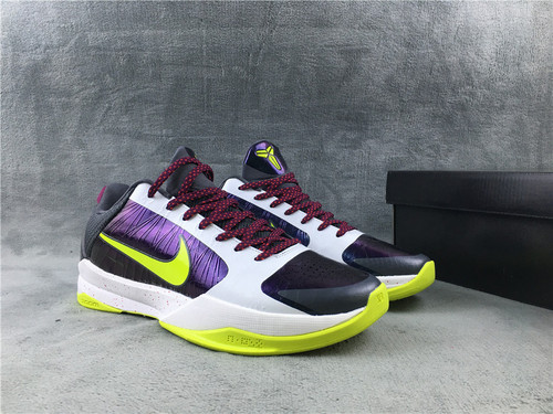 zk5 小丑 尺码:40-46 Nike Zoom Kobe 5 ZK5 CD4991-100