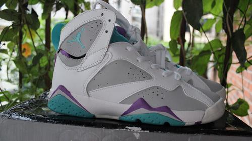 女鞋乔丹7代AJ7复活节彩蛋 GS Air Jordan 7