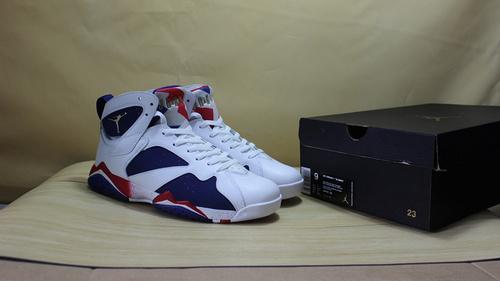 """乔7 奥运金牌 真标41-47.5 Air Jordan 7 """"Tinker Alternate""""304775-123"""