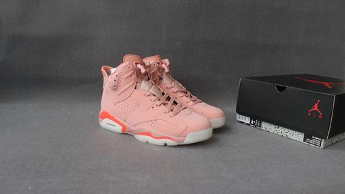 乔6 粉红色 真标 40.5-47.5