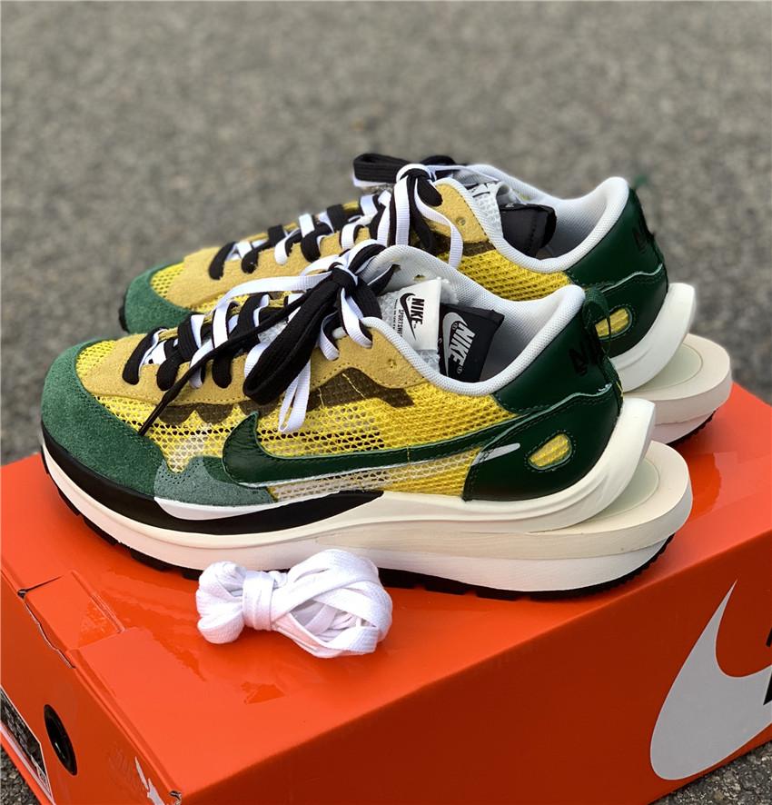 sacai x Nike VaporWaffle 货号:CV1363-700_莆田鞋真正的工厂微信