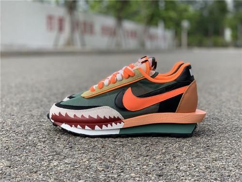 尝鲜版 Nike sacai x bape 双勾 鲨鱼  尺码36-45 全码_耐克aj官方网站专卖店