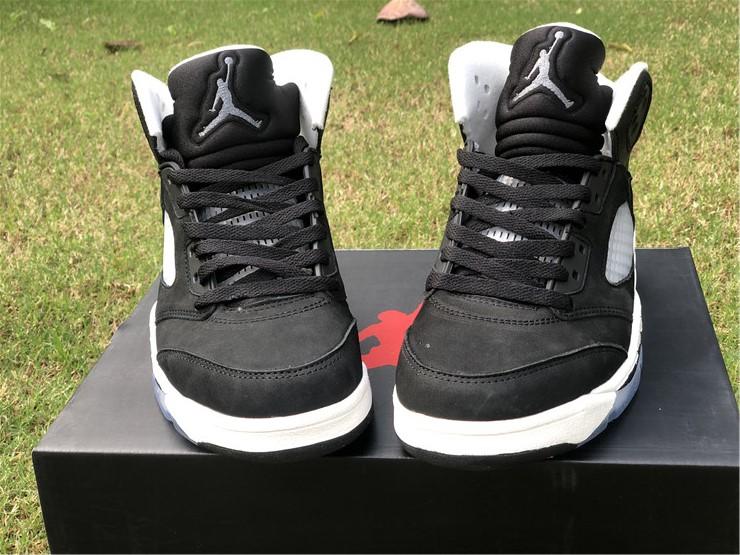 "Air Jordan 5 ""Oreo""货号:CT4838-011,全码40.5--47.5_郑州国贸有aj店吗"
