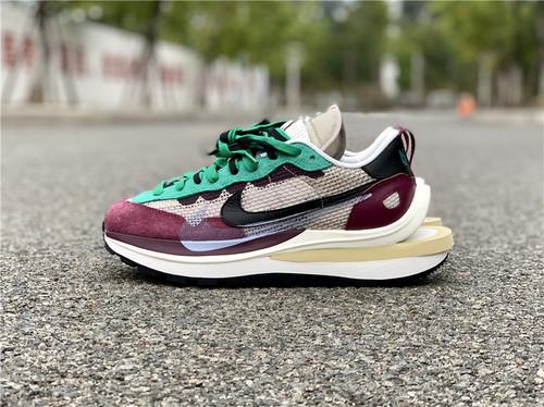 sacai x Nike VaporWaffle 货号:DD3035-200_东莞国贸aj店