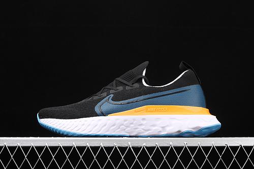 Nike Epic React Flyknit 瑞亚全新系列编织透气休闲运动跑步鞋 CD4371-007