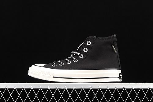 Converse Chuck 1970s GORE-TEX Canvas High Top 户外机能风高帮板鞋 163343C