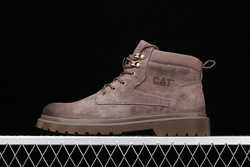 CAT FOOTWEAR/ CAT 工装休闲复古潮鞋系列 P721666-7