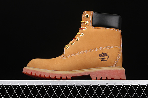 性价版本 Timberland 天伯伦/添柏岚 经典款大黄靴 TB10061 713