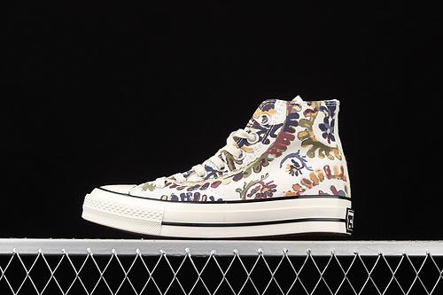 Converse Chuck 70 全新系列腰果花高帮休闲板鞋 572545C