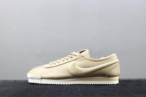 Nike Cortez'72 头层软皮复古阿甘跑鞋 881205-101