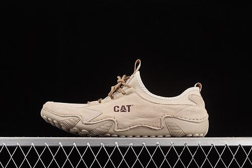 Cat/卡特 Tramp Hike Low 21ss秋季新款徒步旅行者百搭休闲旅游便鞋 P716128