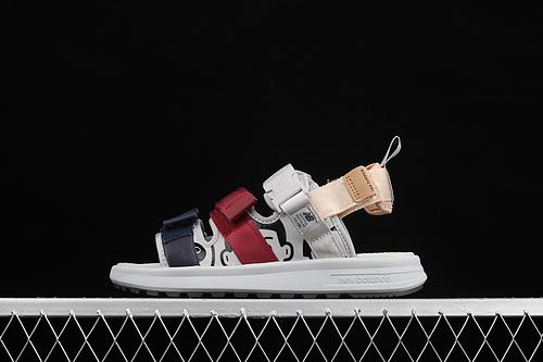 New Balance x Noritake SDL750系列联名款凉鞋 SDL7504N