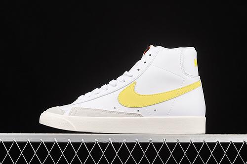 公司级 Nk Blazer Mid '1977 Vintage WE 开拓者经典高帮百搭休闲运动板鞋 BQ6806-101