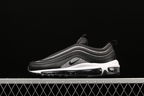 NK Air Max 97 Premium Welcomes Silver Mesh Uppers 气垫跑步鞋 AT0071-002