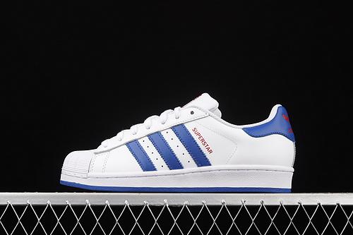 Ad Superstar S74944 贝壳头头层休闲板鞋