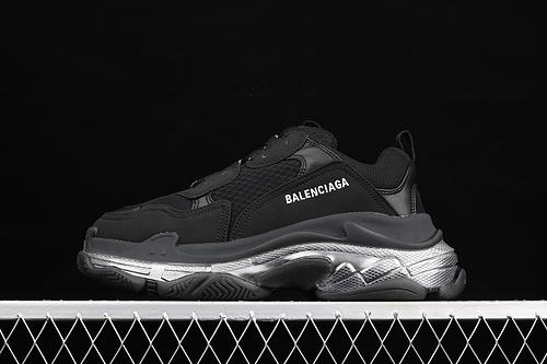 #ZG版本 Balenciaga Triple S 3.0 巴黎世家三代复古休闲跑鞋 全组合氮气水晶大底 W2FB21001