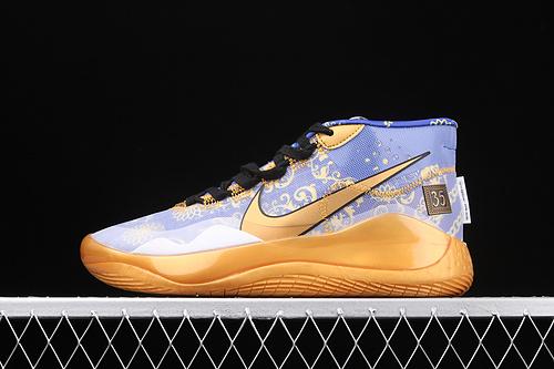 Nike Zoom KD12 EP 杜兰特12代战靴 AR4230-400