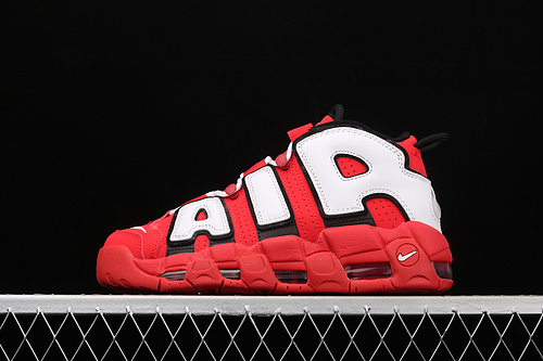Nk Air More Uptempo 96 QS 皮蓬初代系列经典高街百搭休闲运动篮球鞋 CD9402-600