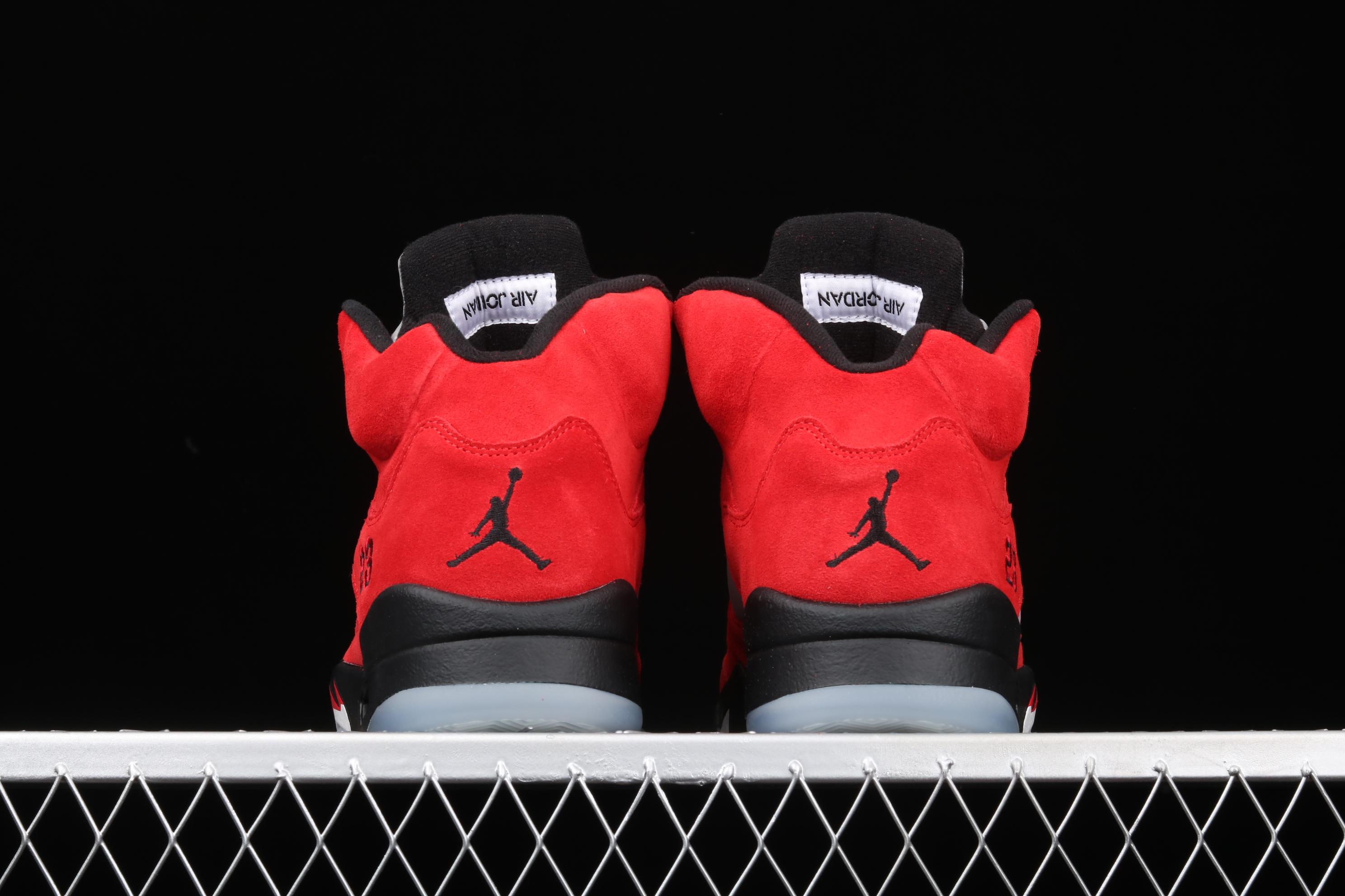 """Air Jordan 5""""Raging Bull""""AJ5 乔5大红公牛 DD0587-600"""