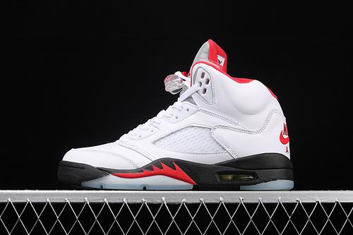 Air Jordan 5 Fire Red AJ5 乔5流川枫 火红配色 DA1911-102