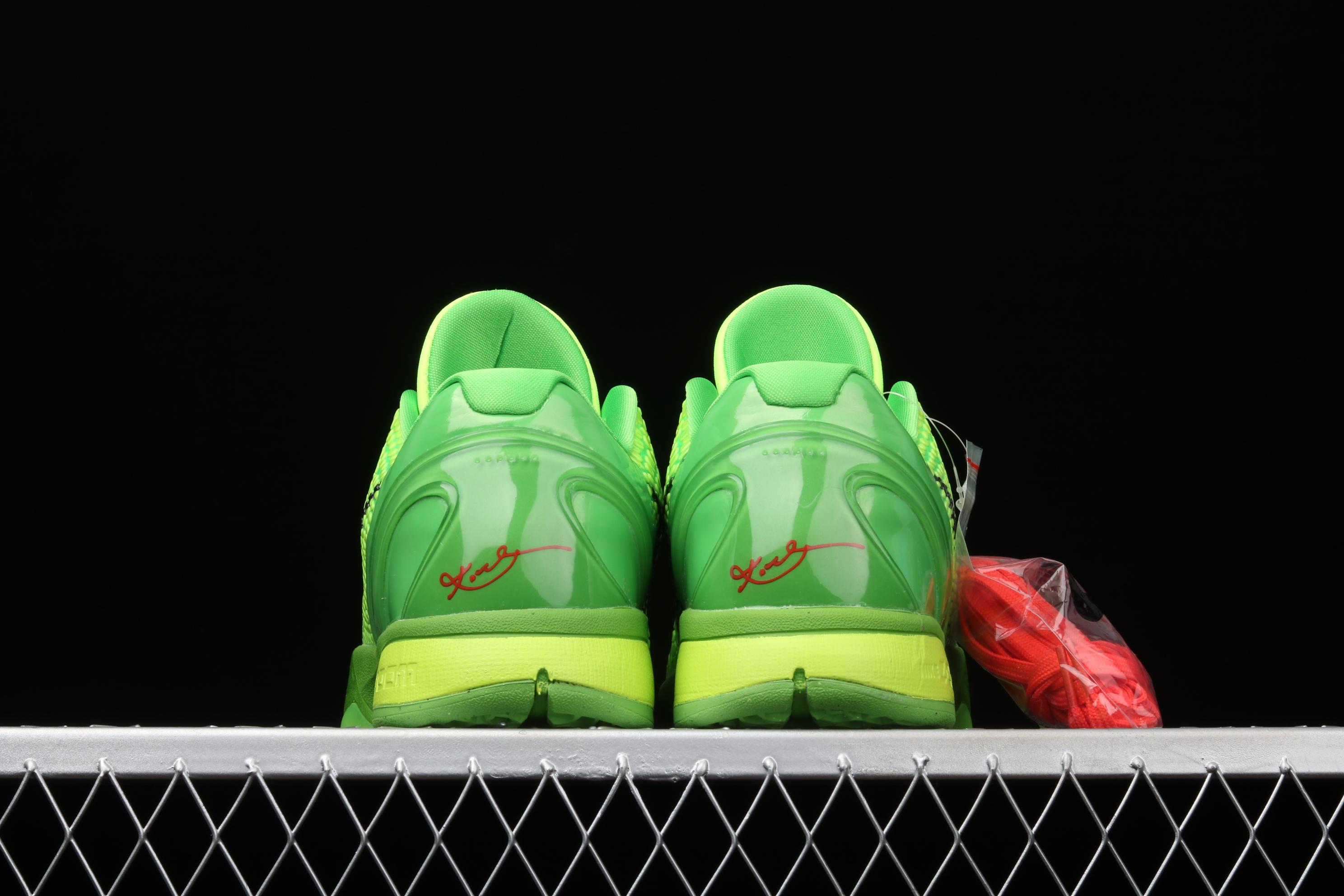 纯原版本 Nk Kobe VI Protro 6 科比6代 青蜂侠 男子实战篮球鞋 CW2190-300