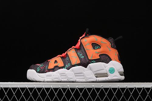 Nk Air More Uptempo 96 QS 皮蓬初代系列经典高街百搭休闲运动篮球鞋 AT3408-800