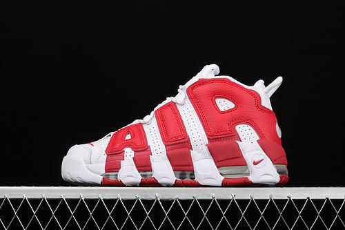Nk Air More Uptempo 96 QS 皮蓬初代系列经典高街百搭休闲运动篮球鞋 414962-100