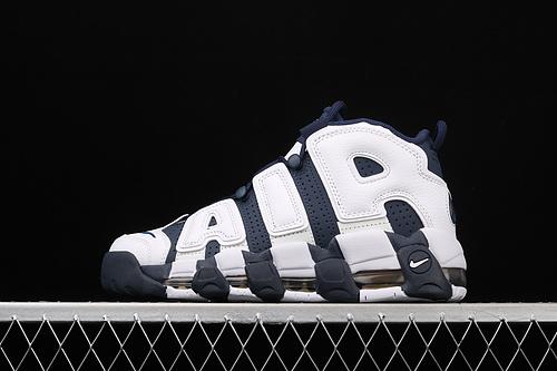 Nk Air More Uptempo 96 QS 皮蓬初代系列经典高街百搭休闲运动篮球鞋 414962-104