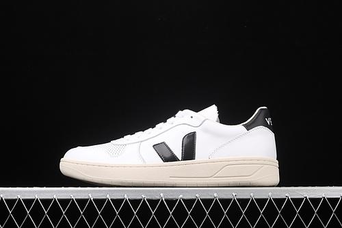 Veja Leather Extra Sneakers 法国国民V字经典小白鞋 VX021267