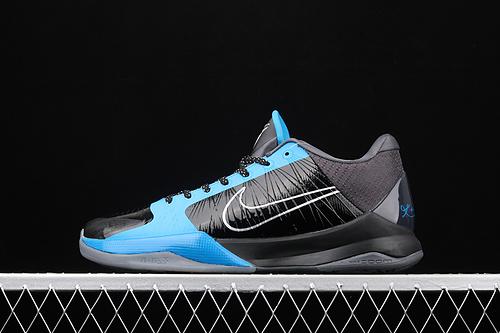 Nk Zoom Kobe 5 Protro 科比5 蝙蝠侠黑暗骑士联名配色 专业实战篮球鞋 CT8014-100